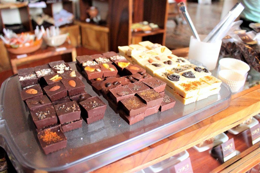 グアテマラおすすめ観光 美味しいカフェとチョコ