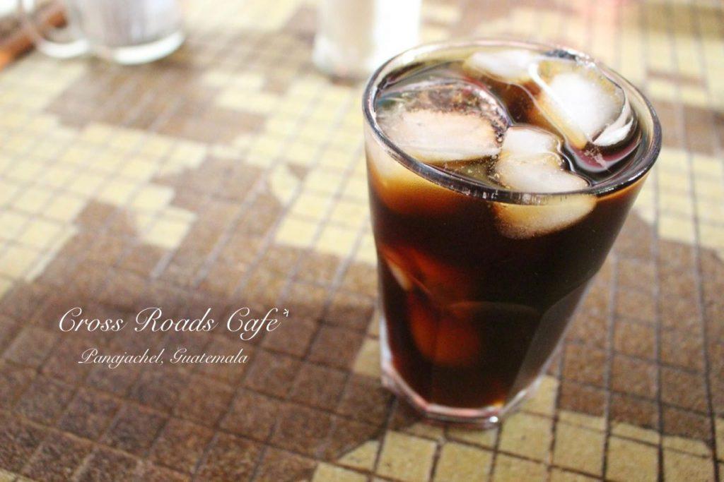 グアテマラのおすすめ Crossroads Cafeのコーヒーが美味しい