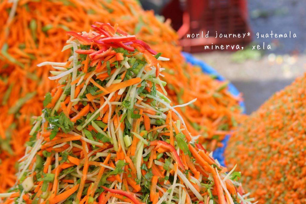 グアテマラは住むのに最適 野菜や食材も種類豊富