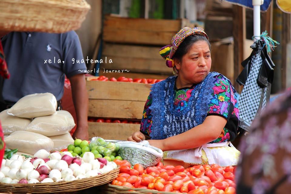 中米グアテマラは野菜も安い トマトや玉ねぎアボカドも