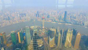 初めての海外旅行におすすめの国 上海ヒルズ展望台