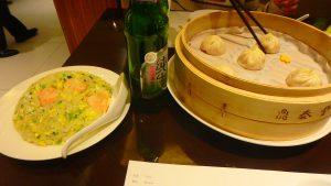 初めての海外旅行におすすめの国 上海で中華料理