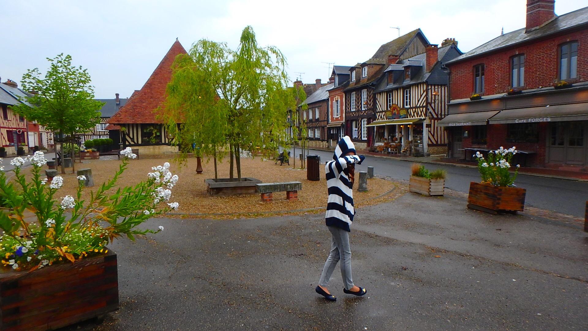 フランス ブブロン村観光