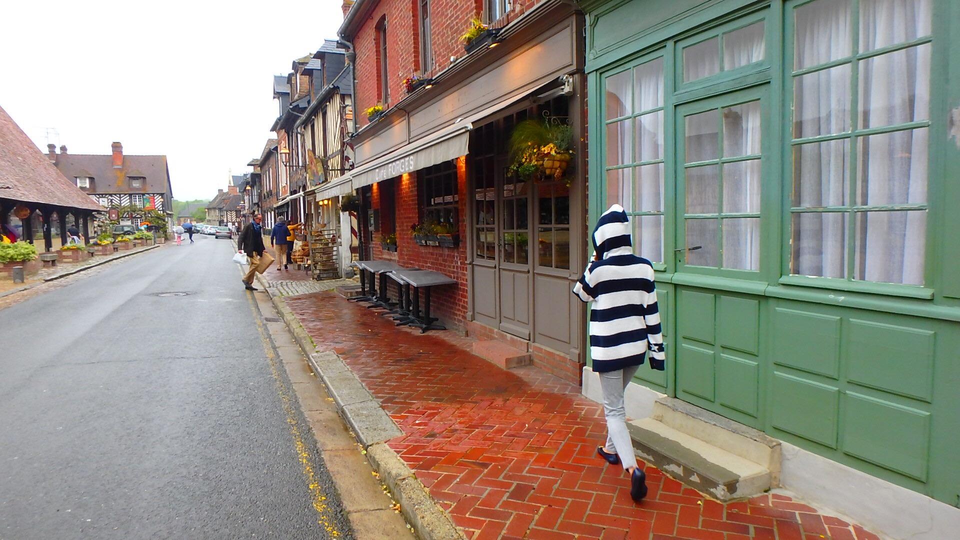 フランスの可愛い村 ブブロン村観光