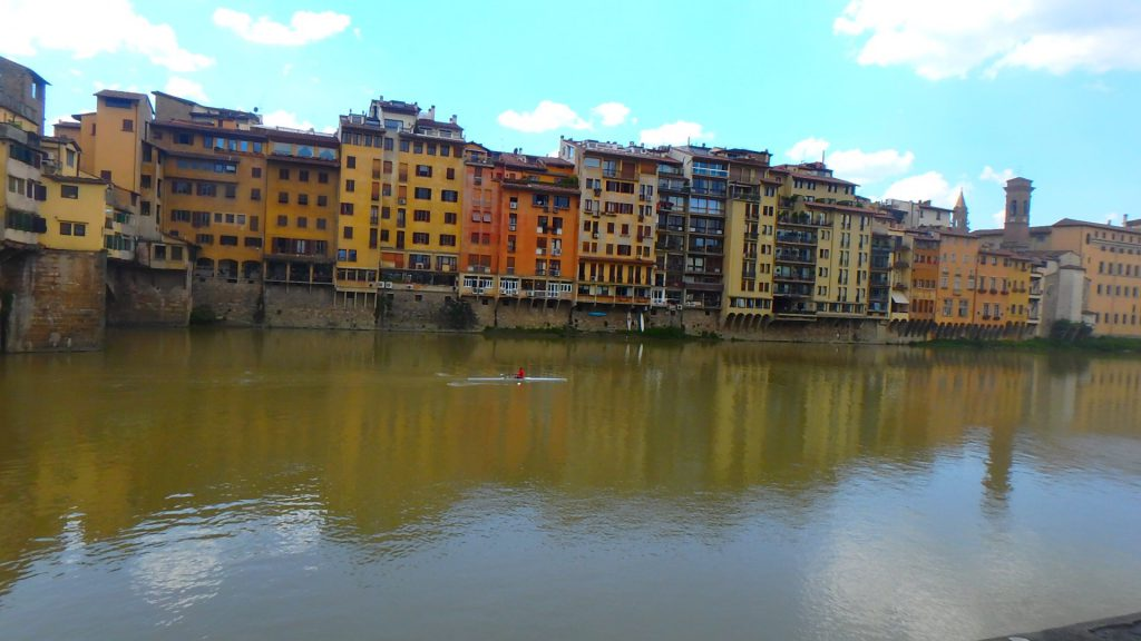 フィレンツェおすすめ観光 アルノ橋