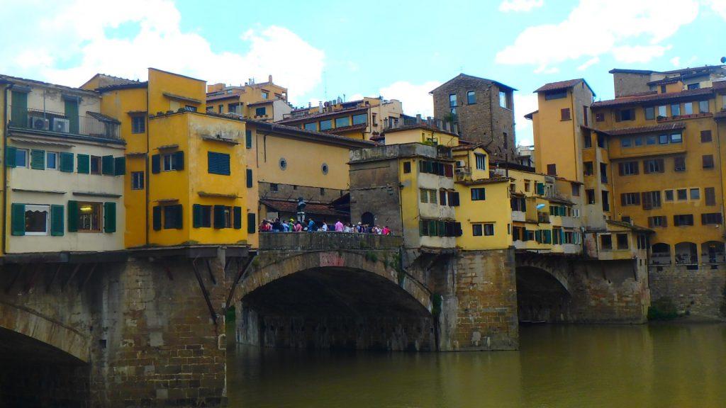 フィレンツェおすすめ観光 ヴェッキオ橋