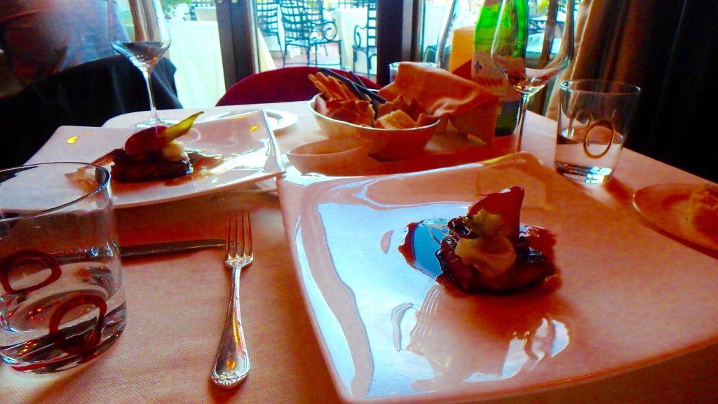 ベネチアおすすめレストラン 美味しいお肉