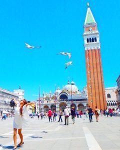 ベネチアおすすめ観光 サンマルコ広場 Piazza San Marco