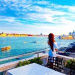 ベネチアで一番おすすめの絶景レストラン【ダニエリ】記念日やハネムーンにも