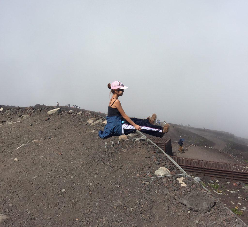 女性も登れる 富士山登山 結構楽しい
