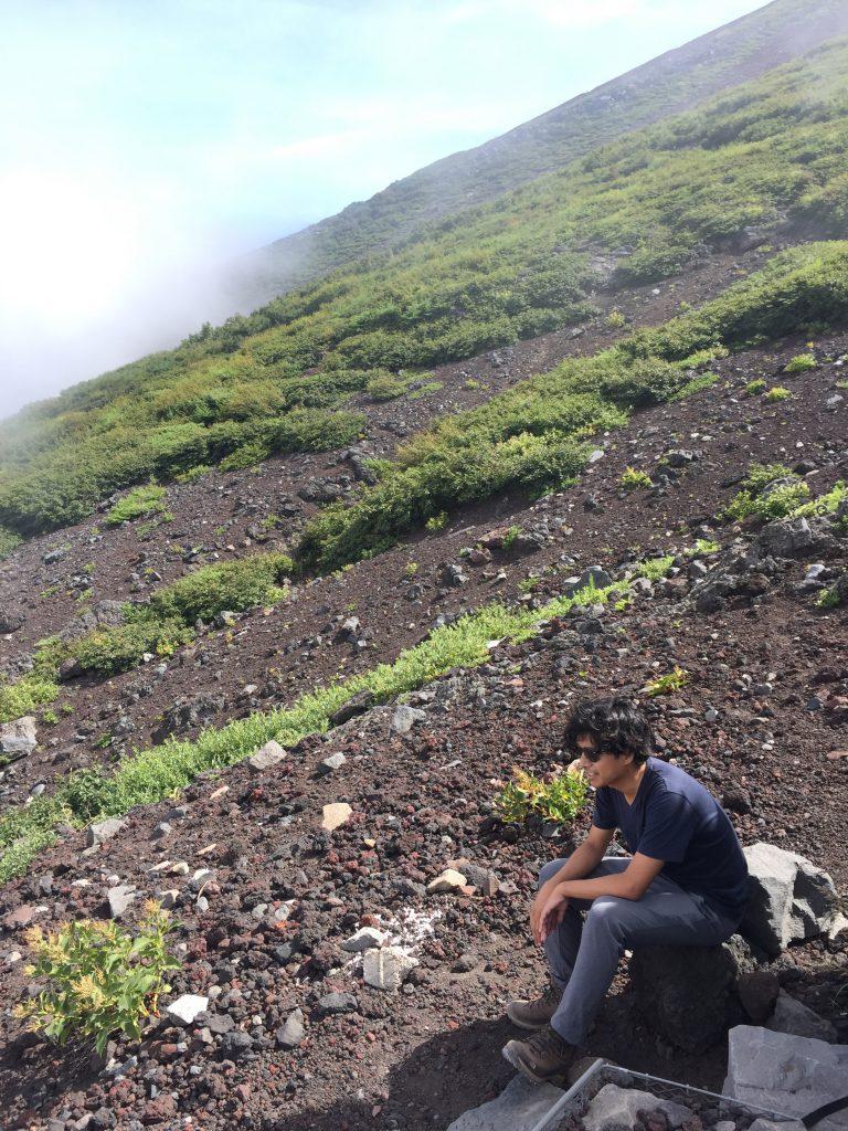 富士山登山記 結構楽勝 気軽に登れる富士山