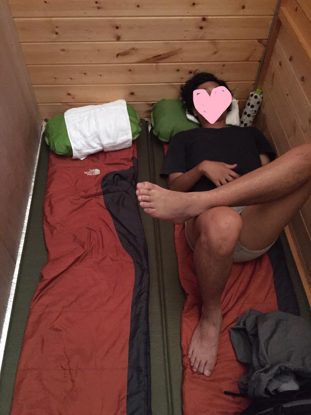 富士山の山小屋 おすすめは東洋館の半個室