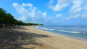 9月のバリ島 クタビーチ
