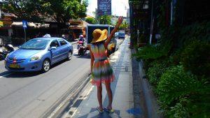 バリ島クタ 周辺観光と街中探索