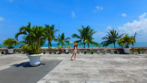 バリ島クタビーチ ディスカバリーショッピングセンター