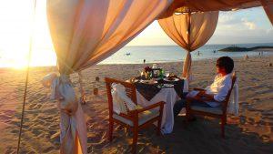 バリ島クタビーチ サンセット ベストスポット