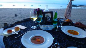 バリ島クタビーチ おすすめ絶品レストラン シーフード