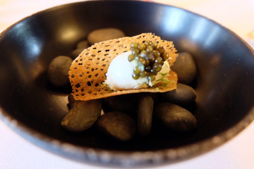 パリのおすすめレストラン ル・ムーリスのメニュー