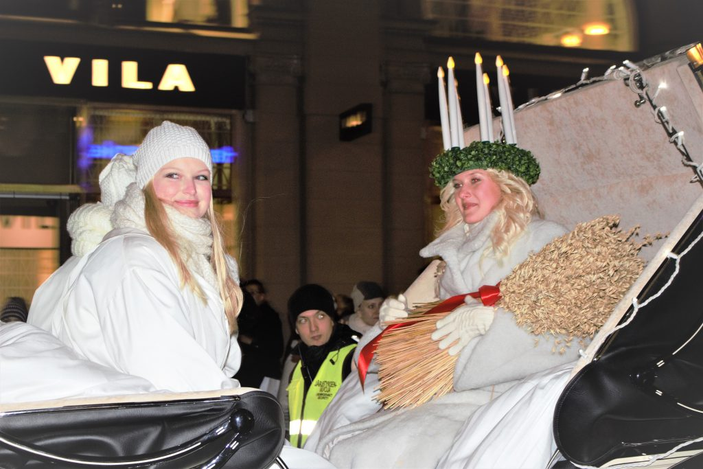 フィンランド ヘルシンキ クリスマス