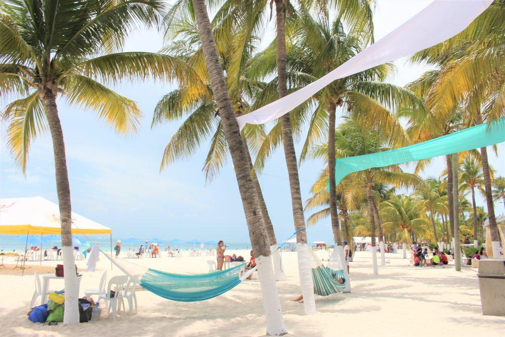 メキシコのおすすめビーチ イスラ・ムヘーレス