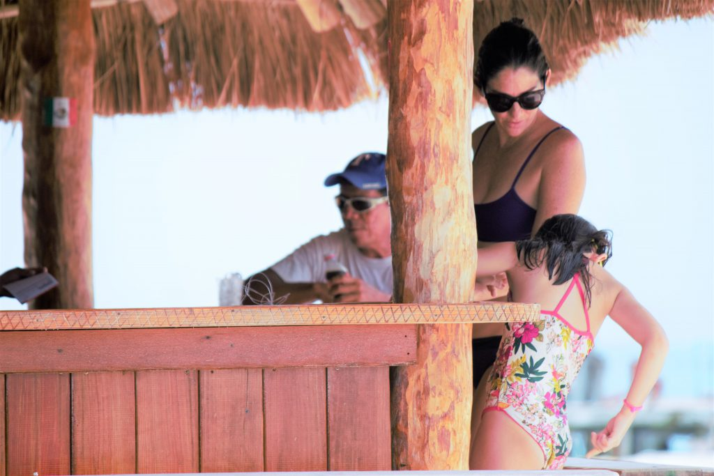 メキシコ ビーチ ブログ