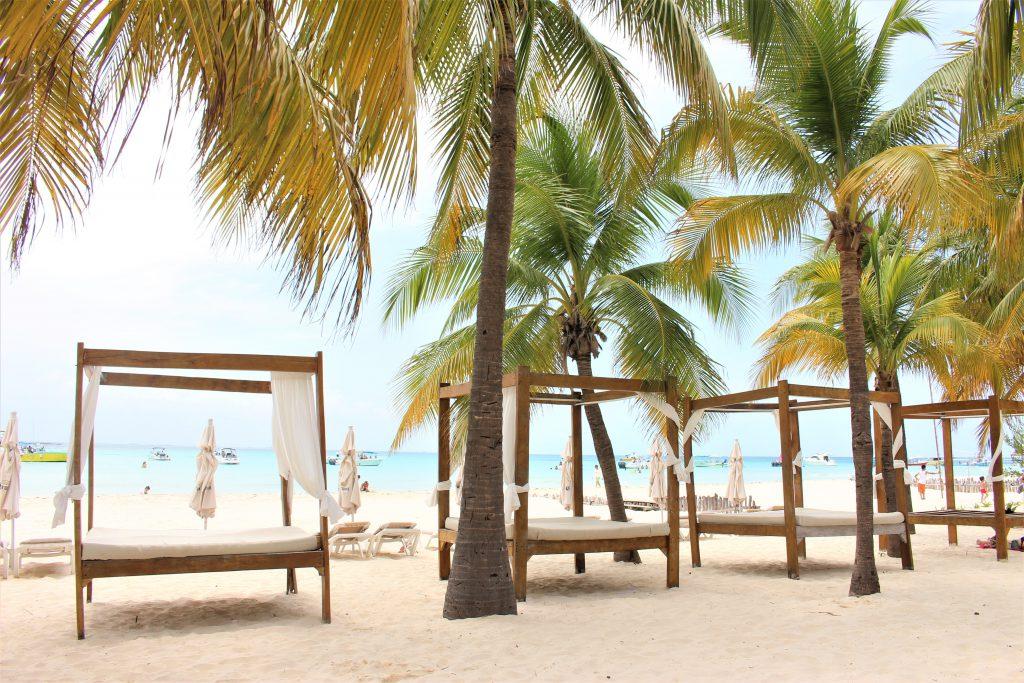 カンクンより人気のメキシコビーチリゾート イスラ・ムヘーレス