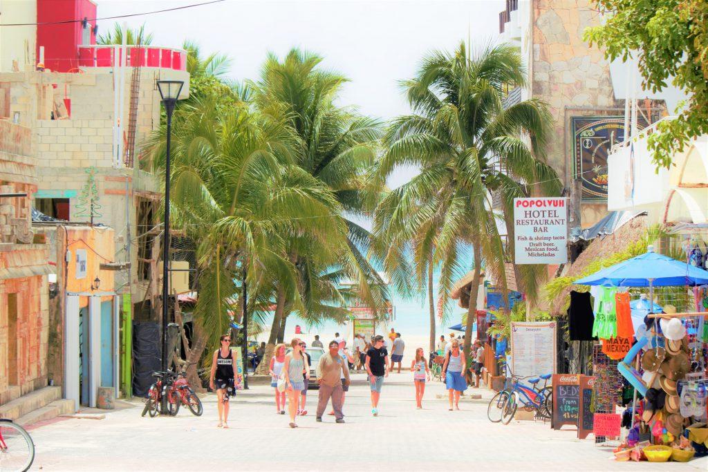 冬に乾季&ベストシーズンのビーチリゾート メキシコ旅行