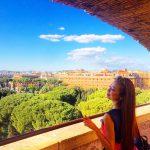 バチカンから8分!ローマの休日ロケ地『サンタンジェロ城』行き方&内部観光