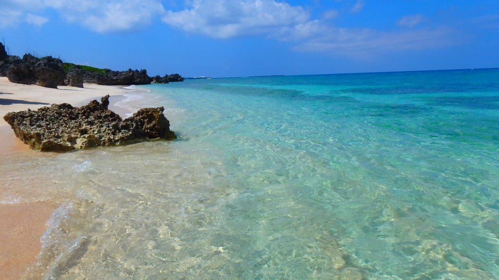 ヨロン島ビレッジから近い海岸 おすすめのメーラビビーチ