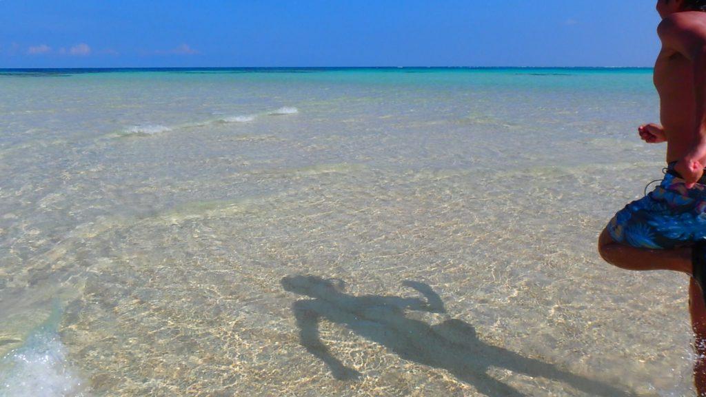与論島・百合が浜のベストシーズン