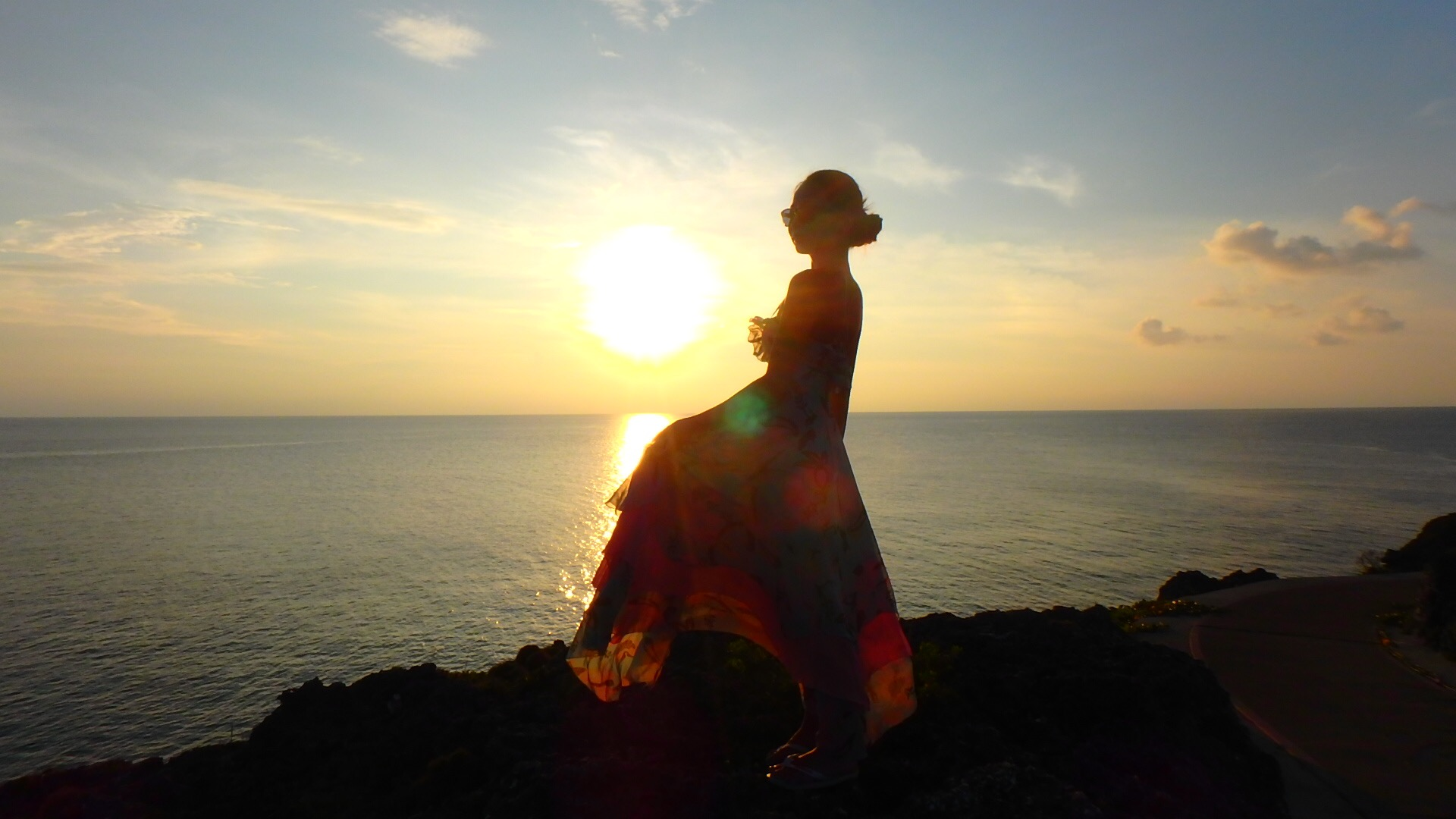 与論島の夕日 おすすめの穴場スポット