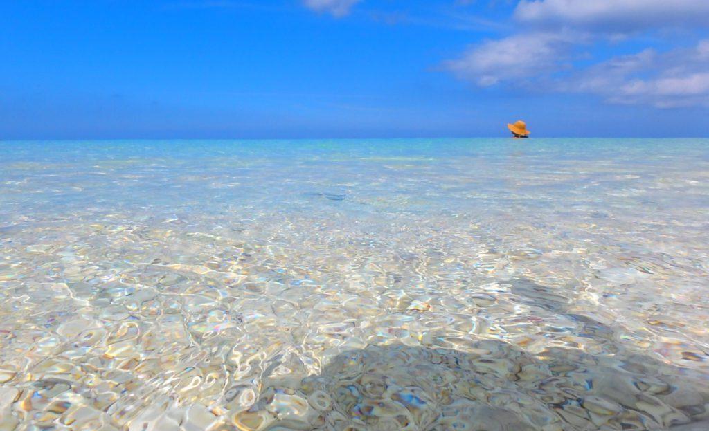 国内ビーチリゾートのおすすめ 与論島が綺麗すぎる