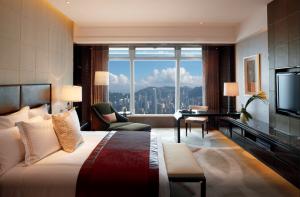 香港で夜景の綺麗なおすすめホテル リッツカールトン