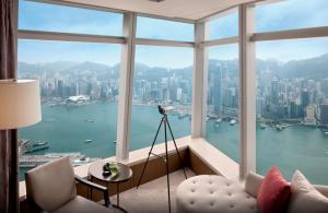 香港で夜景が一番綺麗に見えるホテル リッツがおすすめ