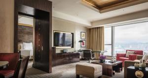 香港のおすすめホテル フォーシーズンズ スイート