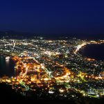 クリスマスの日本三大夜景巡り旅行【函館の函館山・長崎の稲佐山・神戸の摩耶山】