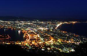 クリスマスにおすすめの国内旅行 夜景が綺麗なスポット