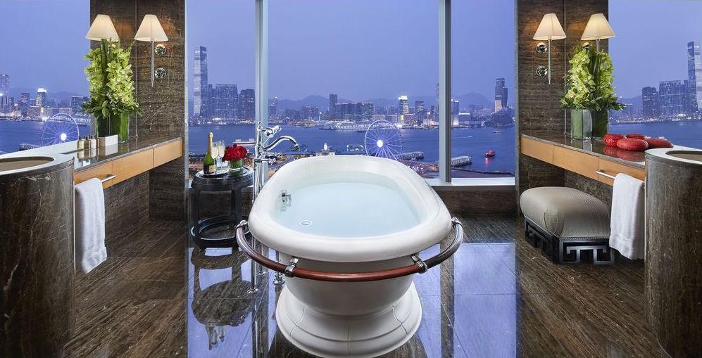 海外の絶景ホテル 香港の夜景が見える おすすめ高級ホテル
