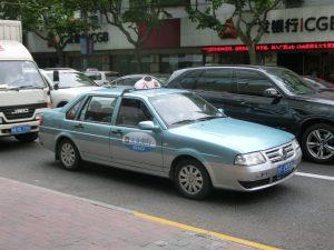 上海ディズニーランド おすすめの安全正規タクシー