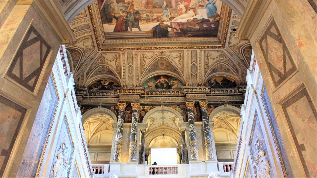 オーストリア Kunsthistorisches Museum(美術史博物館)