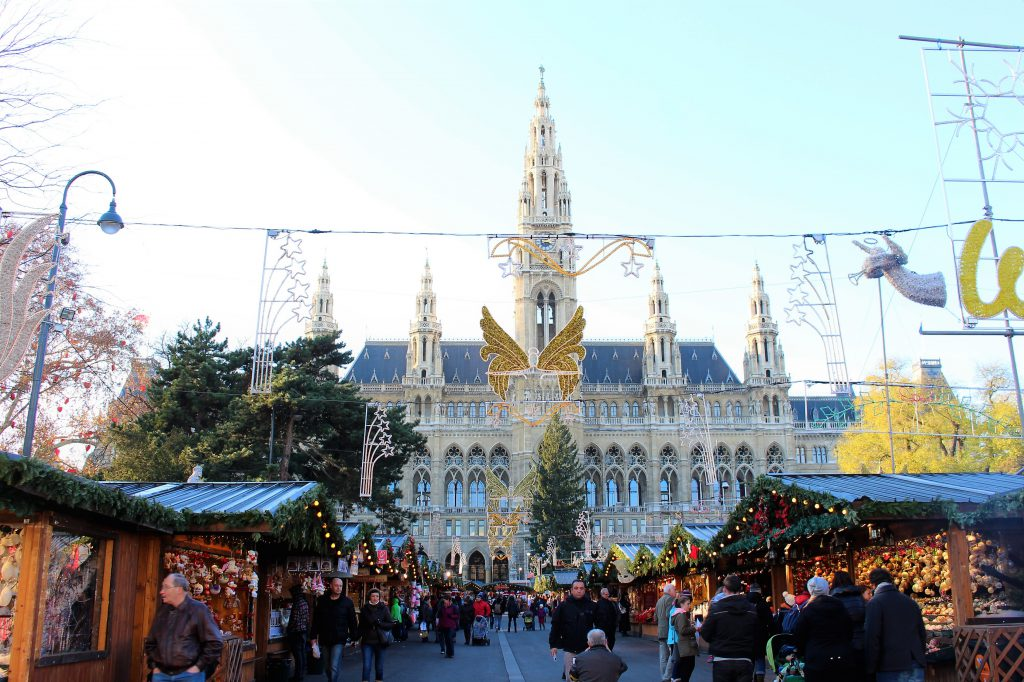 ウィーン クリスマスマーケット・クリスマスドリーム