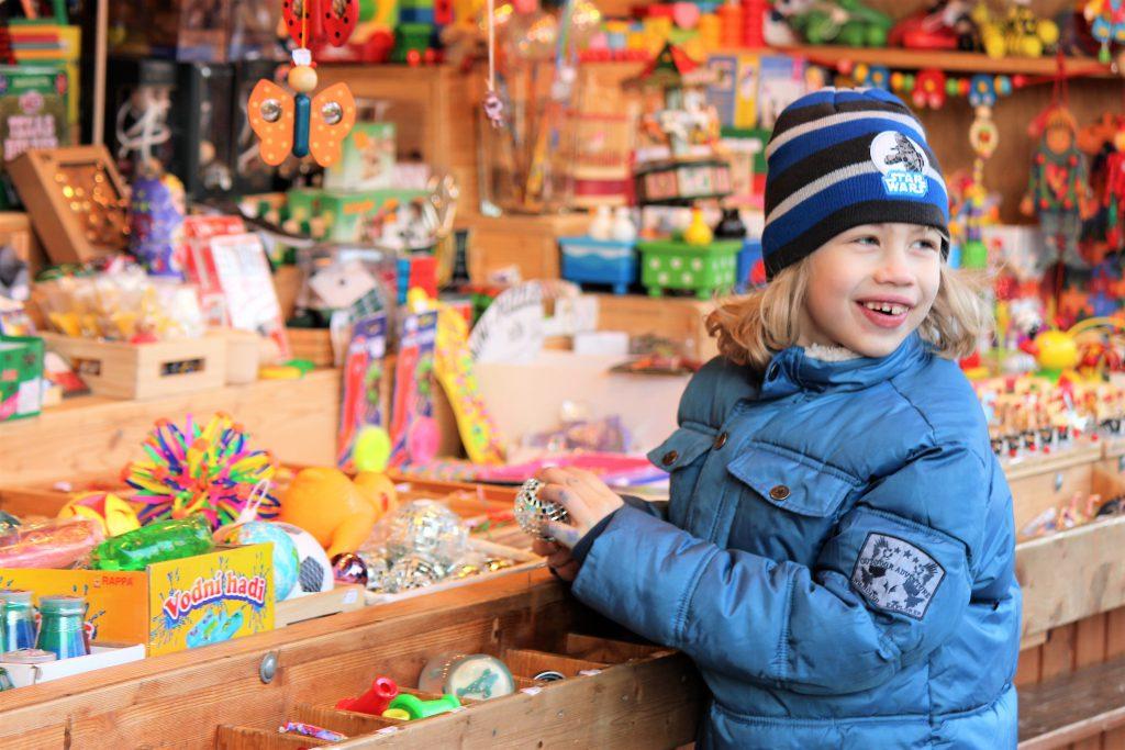オーストリア ウィーンのクリスマスマーケット 旅行記