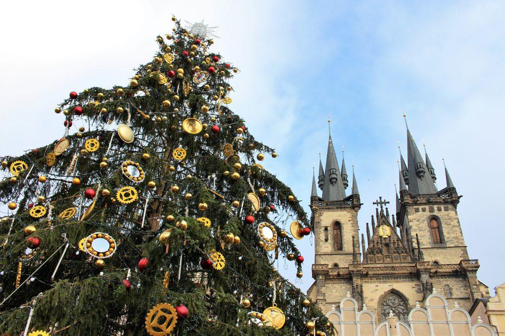 ヨーロッパのクリスマスマーケット おすすめはチェコ