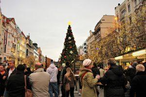 ヨーロッパのクリスマスマーケット スリに注意