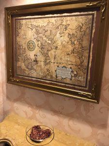 ミラコスタ スイートルーム お部屋の内装