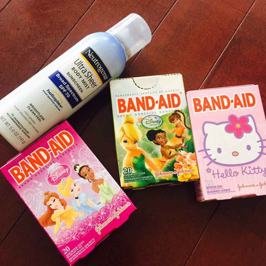 女子に人気のハワイ土産 海外のBAND-AID