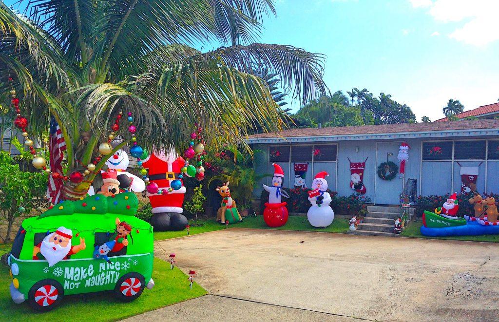 ハワイのクリスマスがおすすめ