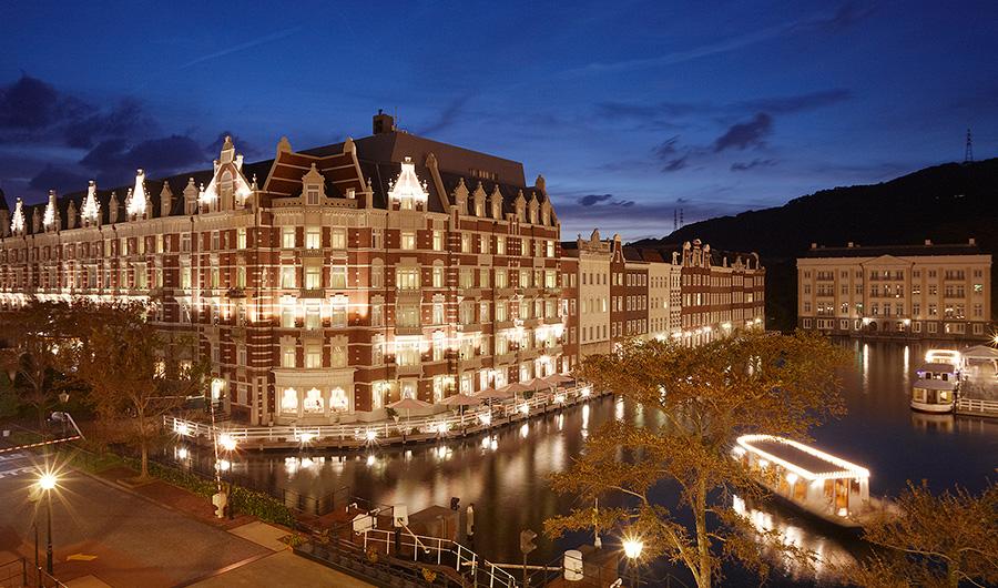 長崎でクリスマスにおすすめのホテルヨーロッパ