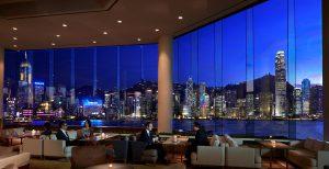香港の夜景が見えるおすすめ絶景Bar インターコンチ