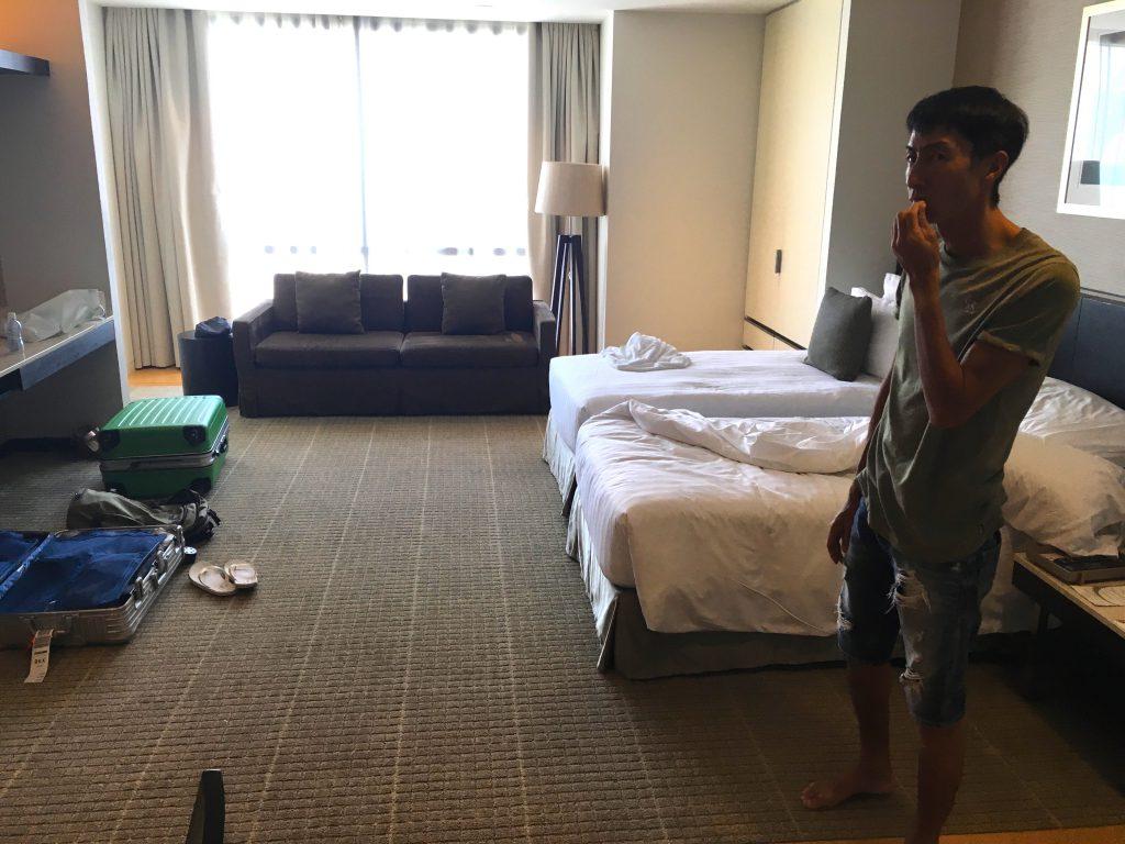 バンコクのおすすめホテル Emporium Suites by Chatrium